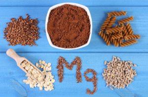 マグネシウムの多い食べ物