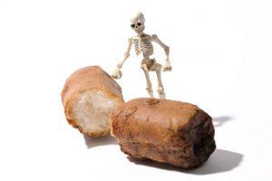 骨粗しょう症イメージ